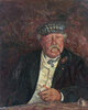 Porträt des Oberst La Villette