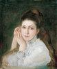 Portrait de Louise, en buste