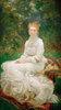Die Dame in Weiß