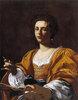 Portrait Artemisia Gentileschi