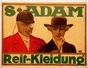 S. Adam / Reit-Kleidung