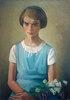 Porträt der Tochter Angelina