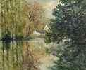 The Loir at Poncé