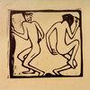 Zwei Tanzende