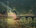Féerie nocturne: Exposition universelle
