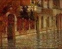 Venedig, Palazzo am Canale Grande