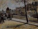 Pont Royal in Paris