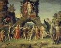 Der Parnass (Mars und Venus)