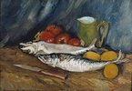 Makrelen, Zitronen und Tomaten