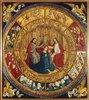 Die Krönung Mariae durch die heilige Dreifaltigkeit