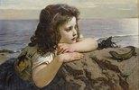 Das Mädchen mit der Eidechse