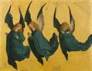 Schwebende Engel