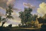 Das Wirtshaus Zum weißen Schwan