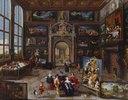 Galerie eines Sammlers. (Zusammen mit Cornelis de Baellieur)