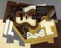 Gitarre und Klarinette