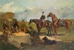 Die Reitergesellschaft von Berthoud