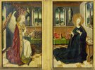 Die Verkündigung Mariae (Diptychon)