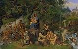 Einführung des Christentums in den deutschen Urwäldern