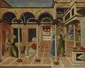 Die wunderbare Geburt des hl. Nikolaus