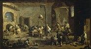Gerichtsszene (Inquisition)