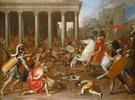 Die Zerstörung des Tempels in Jerusalem durch Titus