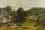 Mühle an der Loue