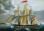 Die Fregatte Marie Elisabeth