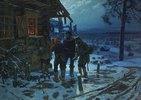 Das Almosen für entlaufene sibirische Strafgefangene
