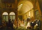 Konferenz der Kapitulare eines Klosters