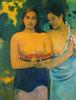 Zwei Frauen von Tahiti