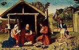 Die Anbetung der Hirten