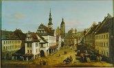 Der Marktplatz von Pirna