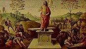 Die Auferstehung Jes