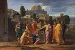 Die Heilung der Blinden von Jericho