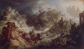 Die Seeschlacht von Salamis