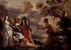 Odysseus und Nausikaa