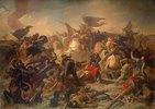 Die Ungarnschlacht auf dem Lechfeld