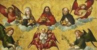 Die Krönung des hl.Dominikus