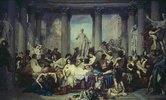 Der Niedergang der römischen Gesellschaft (Les Romains de la Décadence)