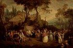 Hochzeit auf dem Lande