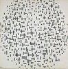 Komposition mit Linien. 1916.