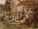 Die Wäscherinnen von Ru Chailly