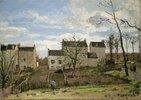Frühling in Pontoise