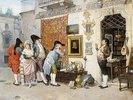 Beim Antiquitätenhändler (El Anticuario)