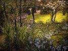 Ein Garten in London