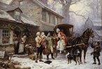 Heimkehr zu Weihnachten