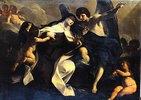 Stigmatisation der hl. Teresa von Avila