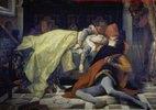 Der Tod der Francesca da Rimini und des Pablo Malateste