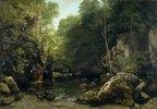 Der Waldbach (Le ruisseau couvert)