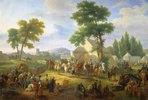 Die Eroberung von Paris durch Heinrich IV. im Jahre